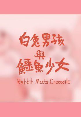 Rabbit Meets Crocodile