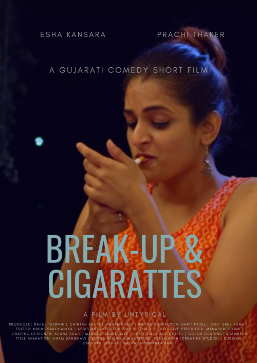 BREAK-UP & CIGARATTES