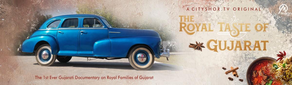 The Royal Taste Of Gujarat