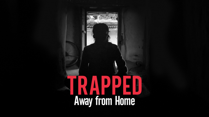 Trapped Away from Home